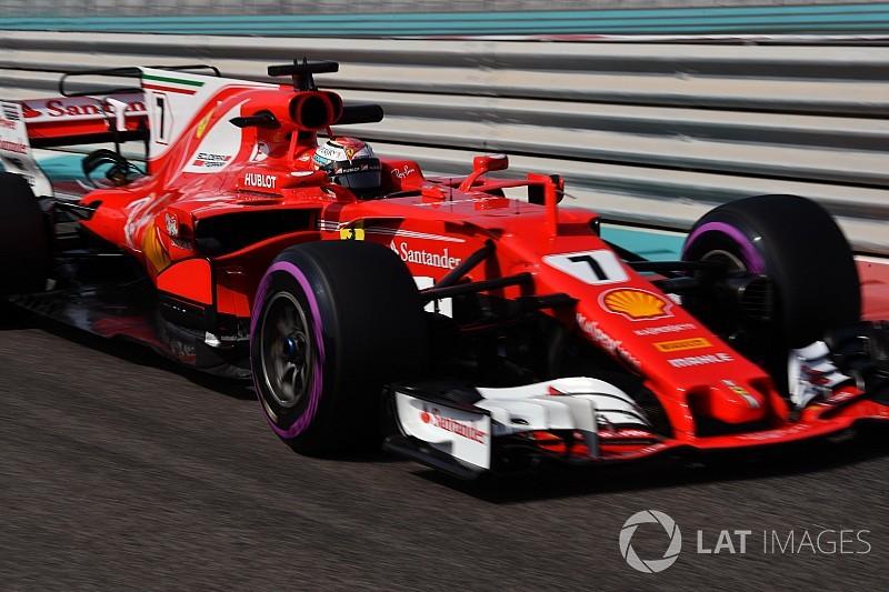 Raikkonen lidera 1º dia de teste em Abu Dhabi; Kubica é 9º
