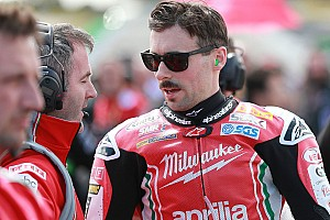 World Superbike Breaking news Laverty