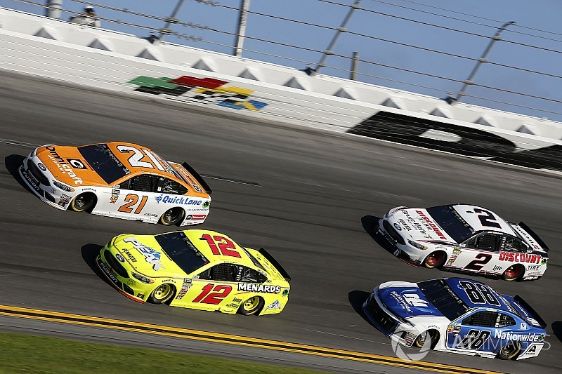 """Paul Menard: """"It was huge"""" to have a shot at the 500 win"""