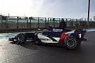 FIA F2 Formel 2 2018: Neues Auto erstmals auf der Rennstrecke