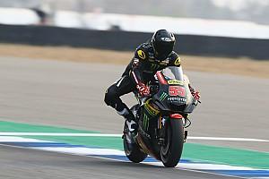 Tes Thailand adalah ujian Syahrin ke MotoGP