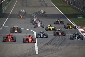 Formule 1 Toplijst Beste van teamradio China: Verstappen veelbesproken