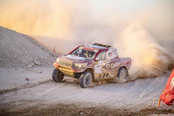 كروس كاونتري أخبار عاجلة رالي قطر الصحراوي: العطية يفرض سيطرة مُطلقة على مجريات المرحلة الثانية