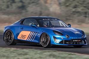 Autó Motorsport.com hírek Jövő nyáron rajtol a legjobb márkakupa: Alpine A110 Cup