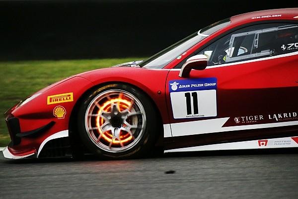 Ferrari Reporte de la carrera Nueva victoria de Nicklas Nielsen en la Ferrari Challenge Europa en Mugello