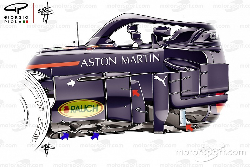 Bagaimana Red Bull RB14 menjelma jadi pemenang balapan?