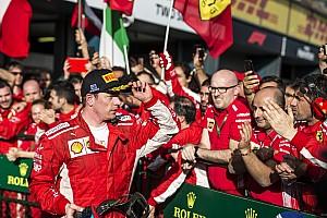 Fórmula 1 Noticias Raikkonen, furioso con Ferrari en la radio:
