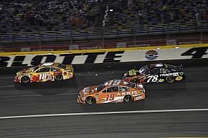 Truex, crew chief and sponsor moving to Joe Gibbs Racing in 2019