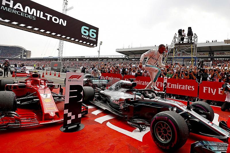 Hamilton sobre su victoria en Alemania: