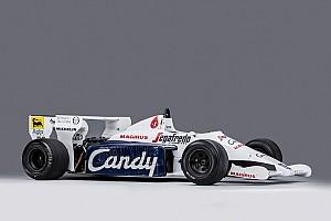 Formule 1 Nieuws Toleman F1 van Ayrton Senna onder de hamer