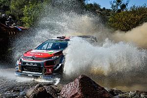 WRC Отчет о тренировке Мик стал быстрейшим на шейкдауне в Мексике