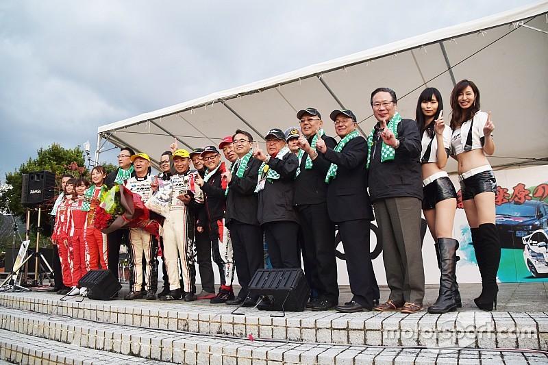 愛知・大村知事「WRCを愛知県で!」モータースポーツ議員連盟古屋会長も開催を後押し