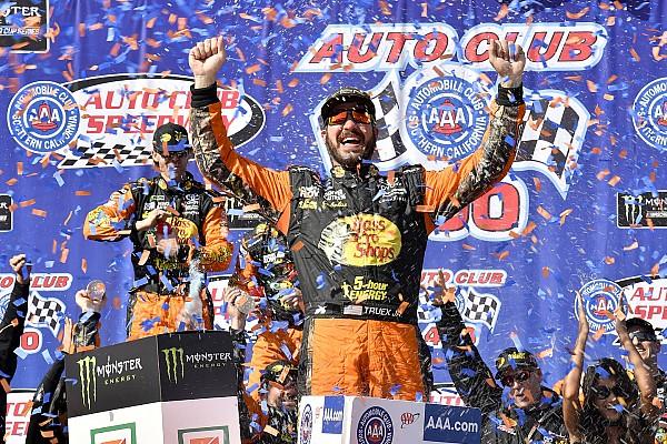 NASCAR Cup News Martin Truex Jr.: Drei Rennen in Folge kann ich auch gewinnen!