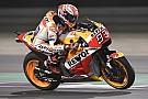 MotoGP Marc Marquez sieht Andrea Dovizioso vorne: