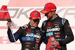 Eerste podium in zes jaar tijd voor Button