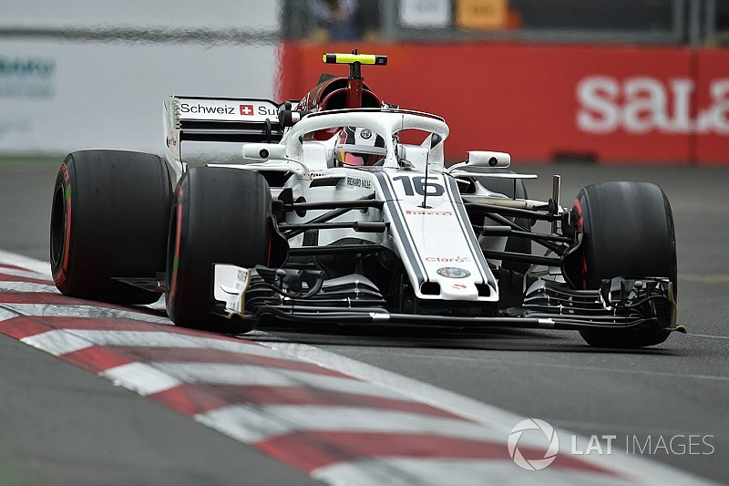 Sauber can be