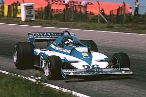 Formule 1 Nostalgie Rétro 1977 - Première victoire de Ligier et de Jacques Laffite