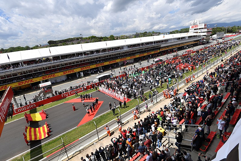 У Барселоні пояснили виконання гімну Каталонії на Гран Прі Іспанії