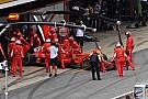 Могла Ferrari проехать гонку с одним пит-стопом? Кими считает, что да