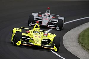 IndyCar フリー走行レポート インディ500練習走行がスタート。初日パジェノー首位、佐藤琢磨14番手
