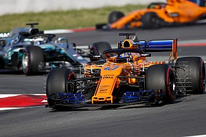 Formule 1 Diaporama Photos - Mercredi à Barcelone