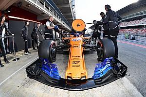 Формула 1 Аналитика Технический анализ: что скрывает «дырявый нос» McLaren