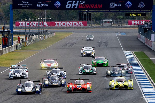 Asian Le Mans Preview Siapa akan merebut tiket ke Le Mans?