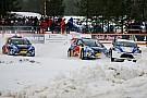 IndyCar Гонщики IndyCar выступят в ралли-кроссе на льду