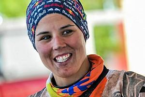 Dakar Intervista Dakar, 12° posto coi fiocchi per Laia Sanz: