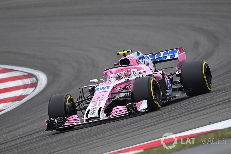 Force India'nın 2018 aracıyla ilgili