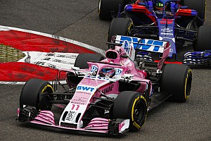 Формула 1 Новость Force India: Потолок бюджетов сотрет границы между командами Ф1