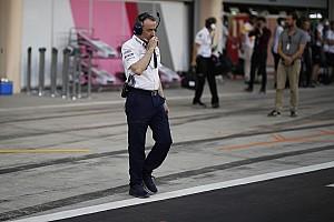 Forma-1 Motorsport.com hírek A Williamsnek sem tetszik, hogy több üzemanyagot használhatnak az F1 csapatai