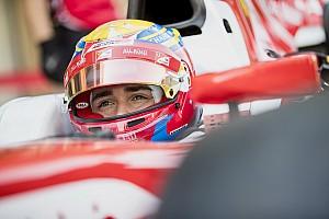 FIA Fórmula 2 Noticias VIDEO: Leclerc graba con su celular a bordo del auto en prueba de F2