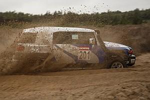 Джип-спринт: вийти сухим із піску (частина 1)