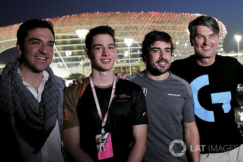 Alonso lanza su propio equipo de eSports