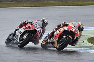 MotoGP Breaking news Marquez still has edge over Dovizioso, says Crutchlow