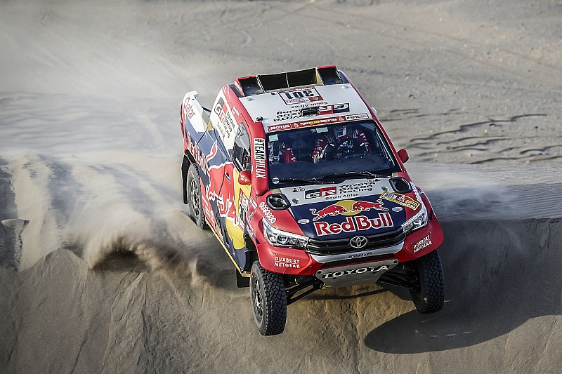 Dakar, Al-Attiyah provoca: