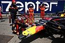 Verstappen no salió a clasificar y largará desde el fondo en Mónaco