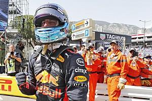 Formule 1 Résumé de qualifications Qualifs - Un Ricciardo princier éteint Vettel et Hamilton!