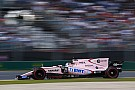 Perez reprimanded for qualifying incident