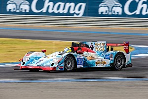Asian Le Mans Qualifying report Jackie Chan DC Racing claims pole at Zhuhai