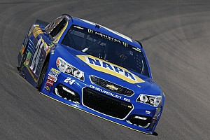 NASCAR Cup Race report Chase Elliott wins Stage 2 at Phoenix as penalty costs Logano