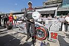 Power logra récord de vuelta y pole en Indianápolis