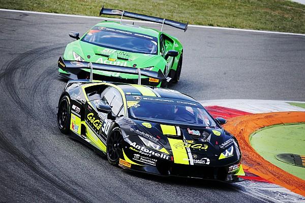 Lamborghini Super Trofeo Ultime notizie Kikko Galbiati ritrova Davide Roda nella tappa del Paul Ricard