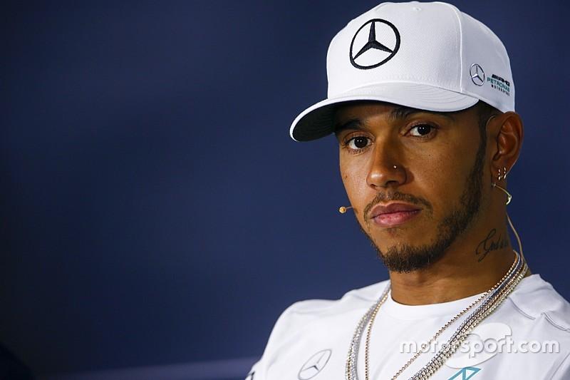 【F1】ハミルトン、復調に自信アリ「ロシアGP苦戦の原因は解決済み」