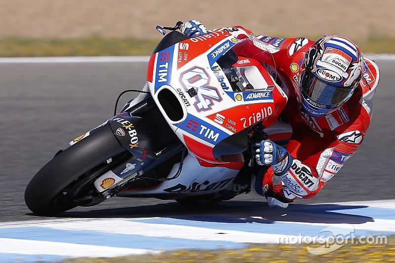 """Dovizioso : """"L'arrivée de Lorenzo a montré les limites de la moto"""""""