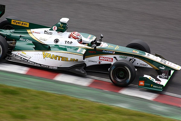Suzuka Super Formula: Nakajima cruises to win first race of 2017