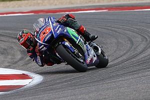 MotoGP Crónica de test Viñales domina un estrafalario tercer libre con hasta diez caídas