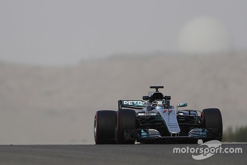 Bottas tanult pár trükköt a bahreini tesztnapon