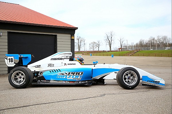Pro Mazda Breaking news Juncos buys new Tatuus PM-18s, confirms three-car Pro Mazda entry